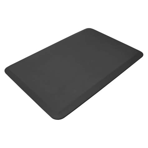 target kitchen floor mats charcoal professional grade anti fatigue comfort kitchen mat 20 quot x32 quot newlife by gelpro 174 target