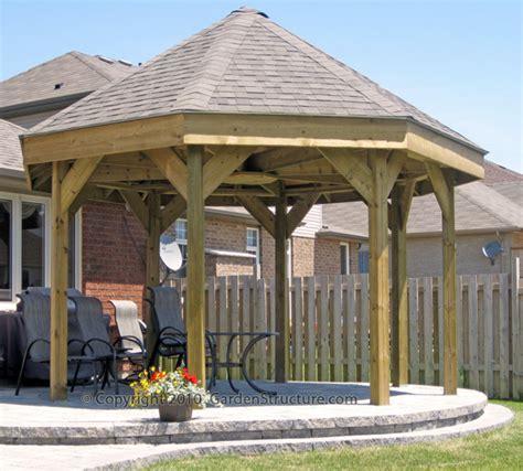 patio gazebo plans porch gazebo plans deck design and ideas