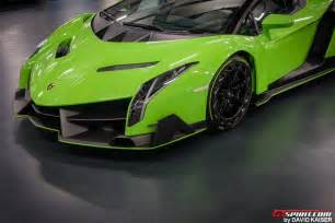 meet the last lamborghini veneno roadster chassis 9 in