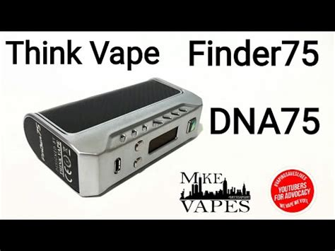 Finder Dna75 By Think Vape Rta Serpent Mini Battery Lg Authentic look opus dna200 and aspire triton dna 200 doovi