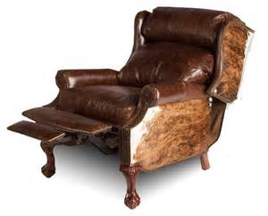 Custom Sofas Atlanta Wingback Recliner Hill Country Collection