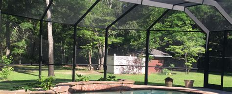 southern patio and screens sunrooms pool enclosures