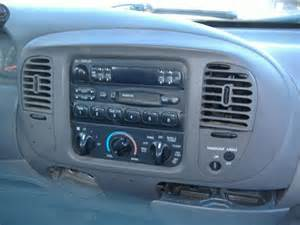 1997 ford truck ford f150 interior 251 dash panel