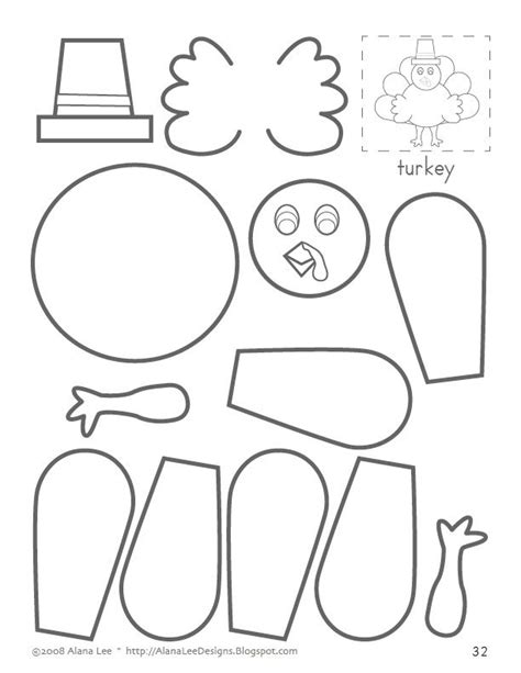 turkey coloring page cut out related pictures cut paste and color a turkey coloring
