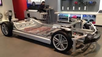 Tesla Model S Chassis Tesla Model S Test Drive Review Sinspeed