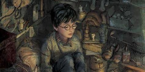 bioskop keren harry potter jim kay ilustrator baru novel harry potter malangvoice