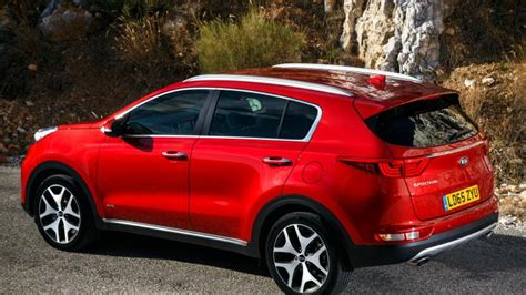 Kia Of New New Kia Sportage Suv Prices And Specs Of Updated