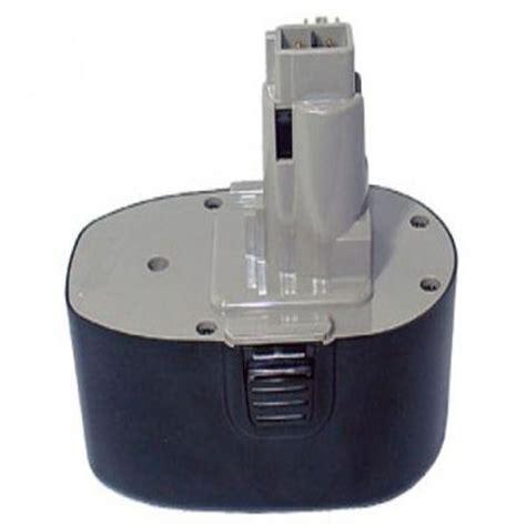 black decker cd18c 2 3 0ah batteries charger for black decker nicd nimh