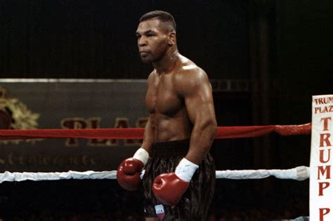 Anthony Joshua would have destroyed Mike Tyson at his peak