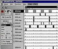 drum pattern logic emagic logic audio logic silver from the logic range is