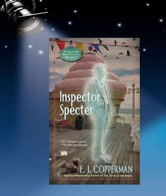 mermaid fins winds rolling pins a cozy witch mystery spells caramels volume 3 books spotlight giveaway inspector specter by e j copperman