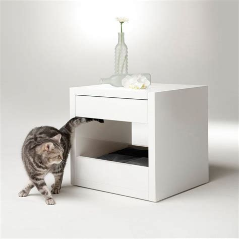 cat bed side table the bloq by binq design 11 cat beds so cool you ll wish you could curl up in them