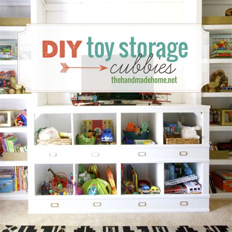 diy cubbies 30 amazing diy toy storage ideas for crafty moms cute