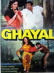 biography of movie ghayal ghayal photos ghayal images ravepad the place to rave