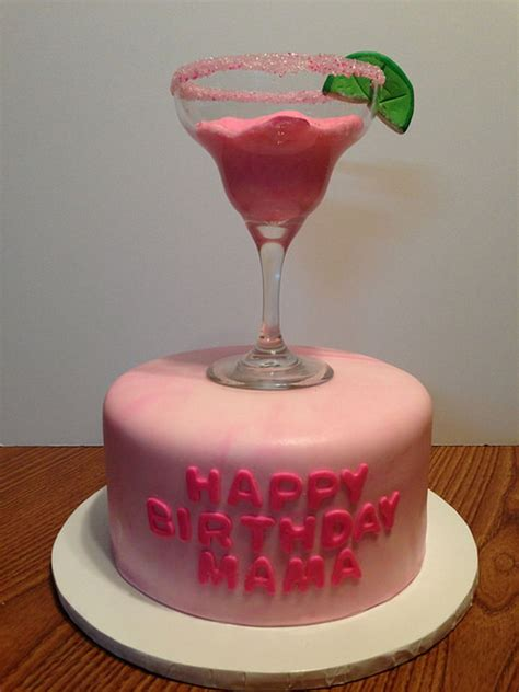 birthday margarita glass margarita birthday cake cakecentral com