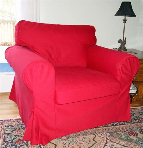 custom made chair slipcovers red twill chair slipcover 3 pieces custom made