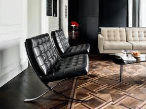knoll international barcelona chair relax by ludwig mies van der rohe 1929 designer furniture