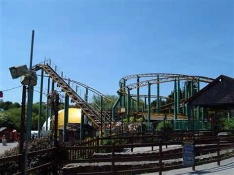 theme park cornwall flambards up and downs picture of flambards theme park