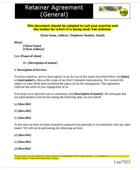 general consulting template 40 consulting agreement sle