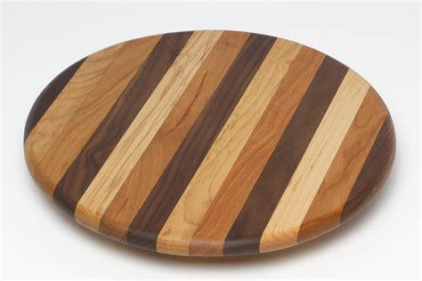 Bor Modern M 2130 B wood lazy susan turntable matches every table nh bowl and board new hshire bowl and board