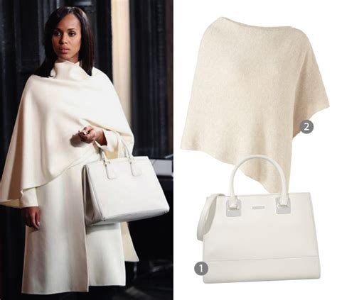 Cape Style House fashion everyday scandal s04e08 olivia pope s outfits
