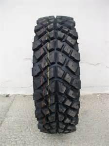 pneus neiges et pneus tout terrain