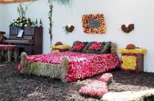 Modern bridal wedding bedroom decorating ideas