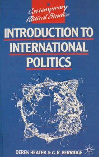 introduction to global politics books my library november 2012