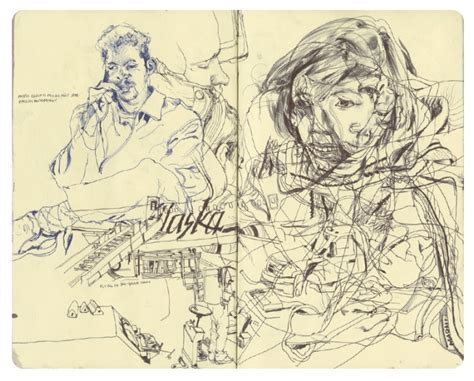 sketchbook jean mysteries artist jean a look inside