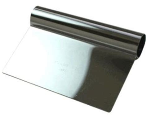 stainless steel bench scraper japan stainless steel cake pizza pastry dough bench