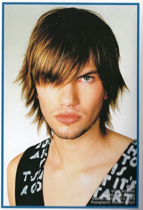 images of four equal layers haircut 1000 images about mens shags on pinterest