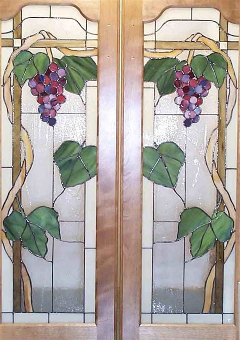 stained glass cabinet doors the vinery glass studio for all your stained glass