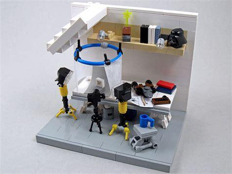 lego vignette tutorial home photo studio recreated with lego
