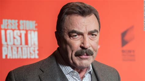 Tom Selleck Back On The Small Screen by Tom Selleck Wrote In The Dallas Chief For President