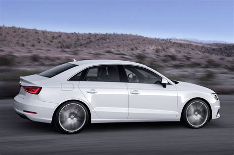 2015 Audi A3 Review Automobile Magazine 2015 Audi A3 Sedan Priced At 30 795