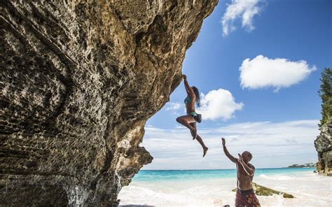 Houses Magazine the bermuda short island dws bouldering and sport