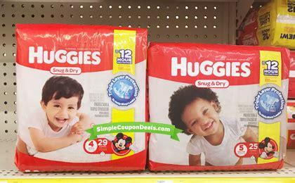 printable coupons for diaper bags huggies diapers 3 53 per bag at target print new coupon