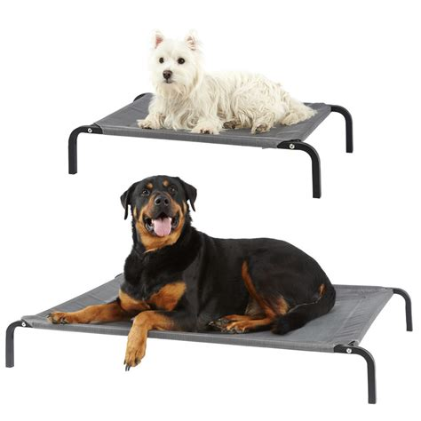 outdoor pet bed bunty elevated dog pet bed portable waterproof outdoor