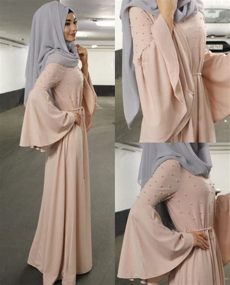 Simple Hijab Style With Burka