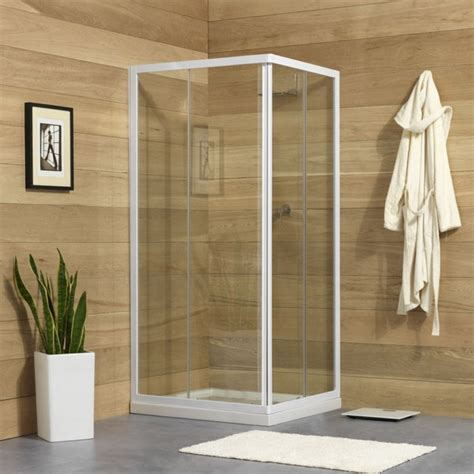 box doccia quadrato box doccia quadrato vetro cristallo trasparente regolabile