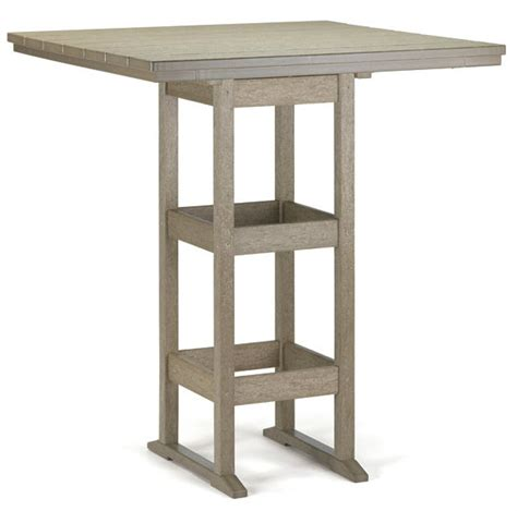 X Bar Table Bh 0912 36 Quot X 36 Quot Bar Height Table