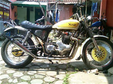 Kiprok Tiger By Mega Jaya Motor pusat motor tua motor antik