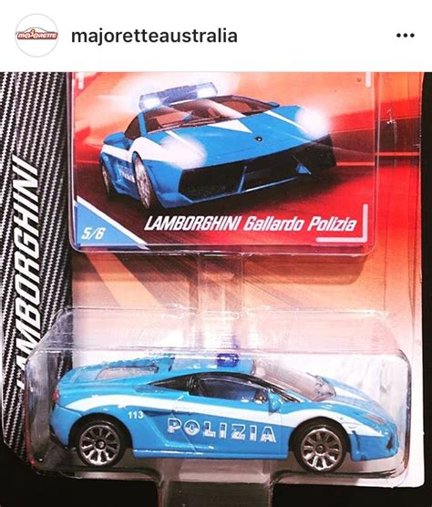 Diecast Majorette Lamborghini Gallardo Mo 1236 B ripituc more majorette previews from their australian