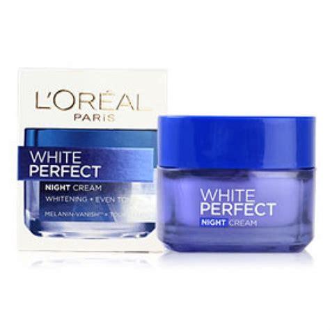 Loreal Whitening l oreal white 50ml whitening even tone