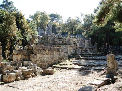 memorias de  viajero phasalis turkia