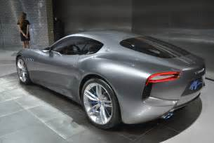 Detroit Auto Show Maserati Maserati Shows Alfieri Concept In Detroit Announces 2014