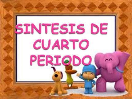 cuarto periodo happy children