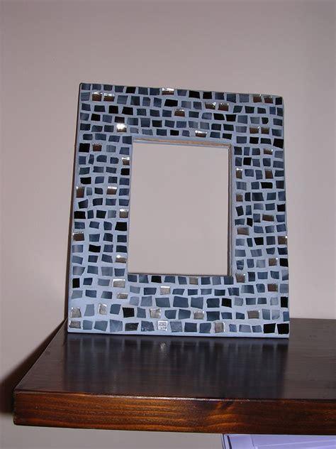 cornice mosaico cornice a mosaico con vetri e specchio idee realizzate