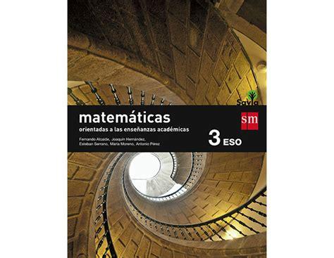 matemticas orientadas a las evaluaci 243 n recursos ex 225 menes repaso fichas de 3 186 eso