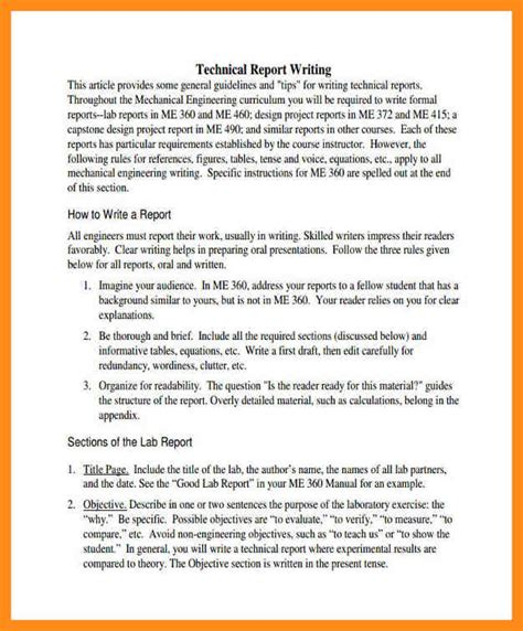 sle of a report writing sle of report writing for students 28 images writing